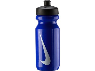 NIKE Trinkflasche Big Mouth 650ml Blau