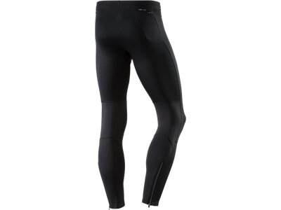 NIKE Herren Tights DRI-FIT SHIELD Schwarz