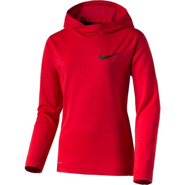 NIKE Kinder Hoodie DF TRAINING HOODED TOP YTH