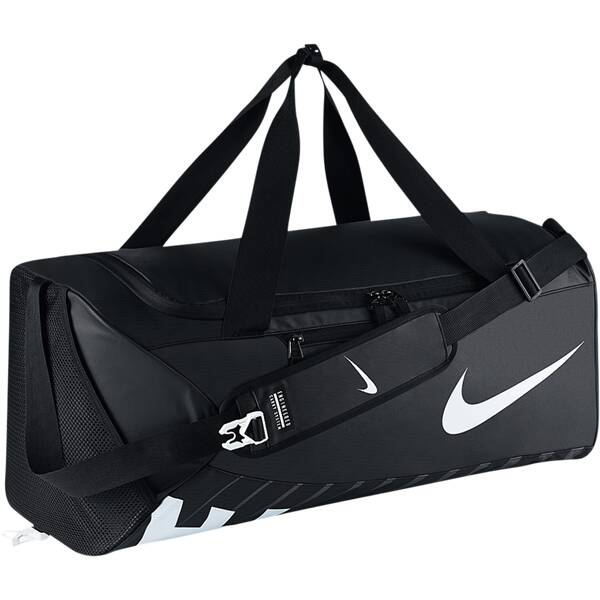 NIKE Sporttasche Alpha Adapt Cross Body Graphic small Schwarz
