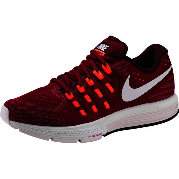 NIKE Damen Laufschuhe Air Zoom Vomero 11 Rot
