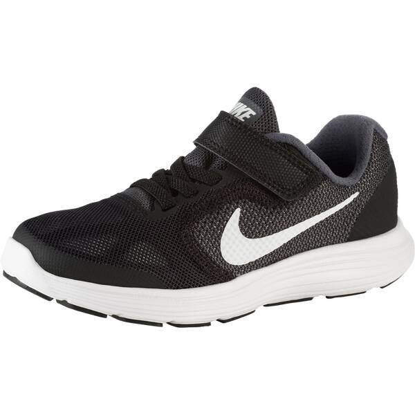 NIKE Boys Sneakers Revolution 3 Weiß