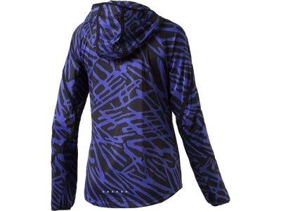NIKE Damen PALM IMPOSSIBLY LIGHT JKT Blau