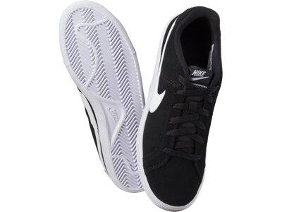 NIKE Herren Sneakers Court Royal Suede Schwarz