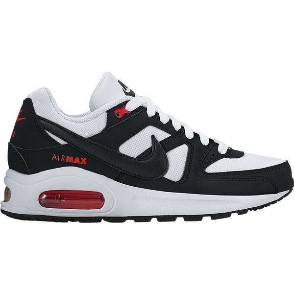 NIKE Boys Sneakers Air Max Command Flex Weiß