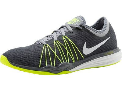 NIKE Damen Trainingsschuhe Dual Fusion TR Hit Grau