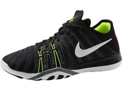 NIKE Damen Trainingsschuhe / Fitnessschuhe Nike Free TR 6 Schwarz