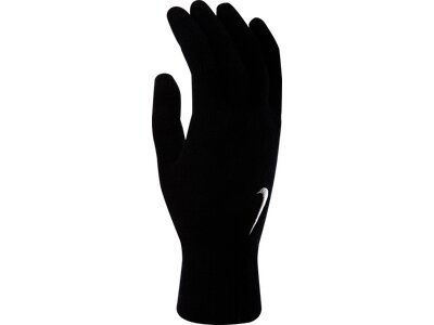 NIKE Herren Handschuhe 9317/14 Knitted Tech Gloves Schwarz
