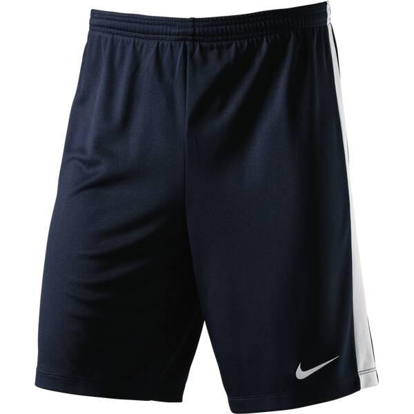 NIKE Herren Fußballshorts Dry Football Short | Sportbekleidung > Sporthosen > Fußballhosen | Blau | NIKE