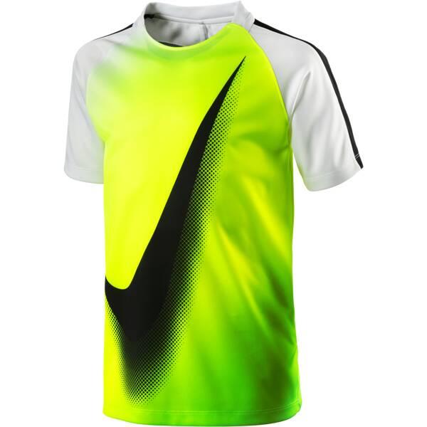 NIKE Kinder T-Shirt Squad Gelb