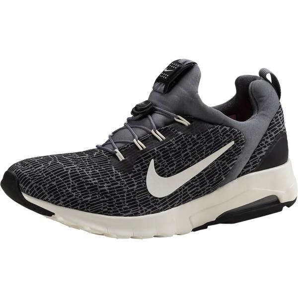 NIKE Damen Sneakers Air Max Motion LW Schwarz