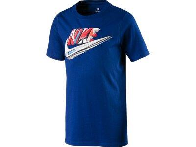 NIKE Boys T-Shirt blau