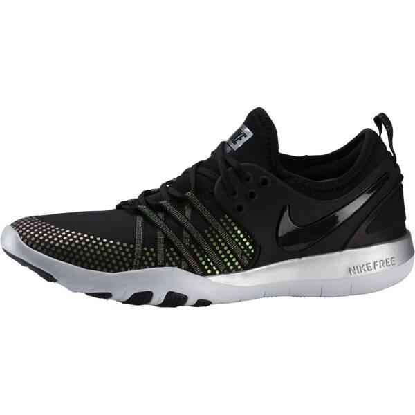 NIKE Damen Trainingsschuhe Free TR 7 Metallic