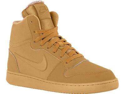 NIKE Herren Sneaker Ebernon Mid Braun