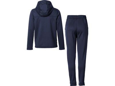 NIKE Jungen Trainingsanzug Blau