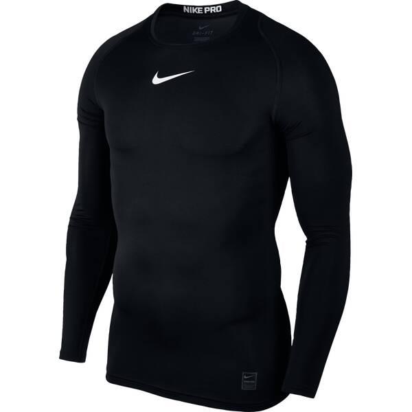 NIKE Herren Shirt Nike Pro Langarm