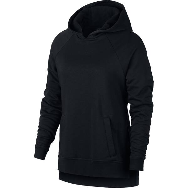 NIKE Damen Sweatshirt mit Kapuze Dry Hoodie PO LS Versa