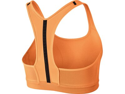 "NIKE Damen Sport-BH ""Impact Bra"" Orange"