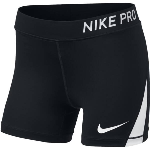 NIKE Mädchen Trainingsshorts Pro Shorts