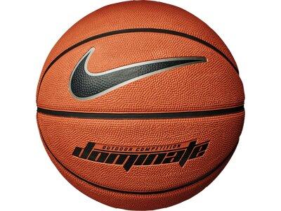 """NIKE Basketball """"Dominate"""" Größe 7 Schwarz"""