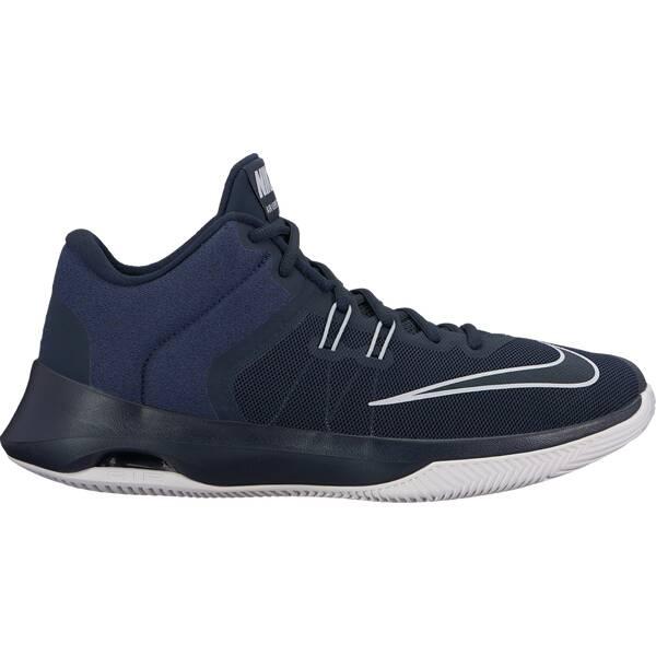 NIKE Herren Basketballschuhe Air Versitile II | Schuhe > Sportschuhe > Basketballschuhe | Dunkelblau - Schwarz - Weiß | NIKE
