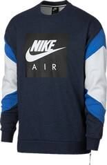 NIKE Herren Sweatshirt Crew Fleece