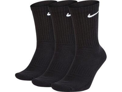NIKE Lifestyle - Textilien - Socken Everyday Cushion Crew 3er Pack Socken Schwarz