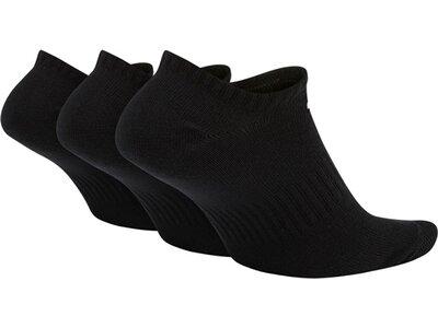NIKE Lifestyle - Textilien - Socken Everyday LW No-Show Socken 3er Pack Schwarz