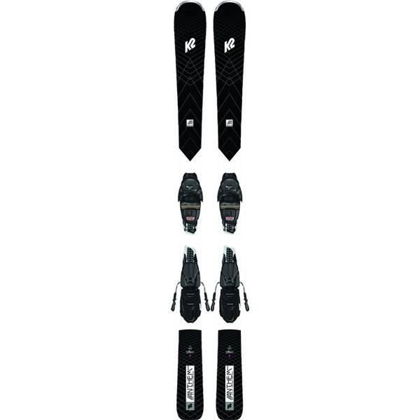 K2 Herren All-Mountain Ski ANTHEM 76 LTD ER3 10 COMPACT QUIKCLIK BL