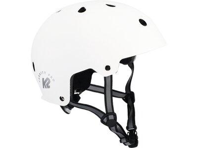 K2 Herren Helm VARSITY PRO white Weiß