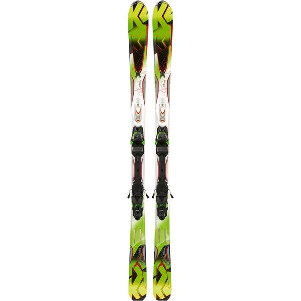 K2 Herren All-Mountain Ski Ski-Set A.M.P. Rictor + Bdg. MX 12.0