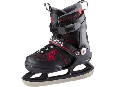 K2 Kinder Eishockeyschuhe HERO ICE Schwarz