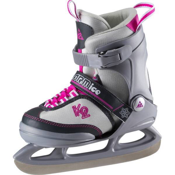 K2 Kinder Eishockeyschuhe CHARM ICE