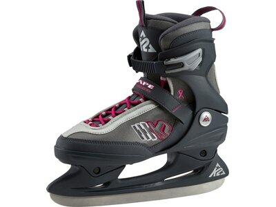 K2 Damen Eishockeyschuhe ESCAPE SPEED ICE W Grau