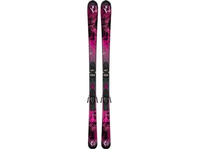 K2 Damen All-Mountain Ski POTION 76 LTD ER3 10 SET Schwarz
