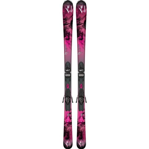 K2 Damen All-Mountain Ski POTION 76 LTD ER3 10 SET