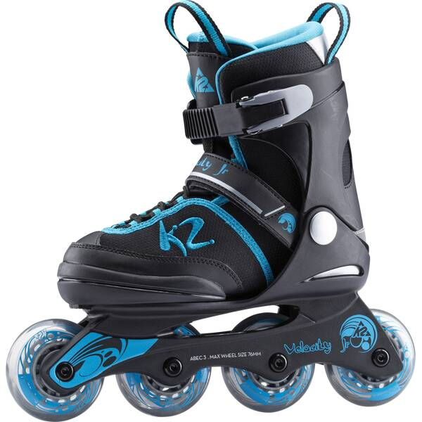 K2 Kinder Inlineskates VELOCITY JR GIRLS