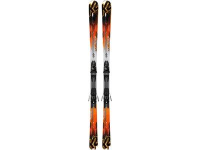 K2 Herren All-Mountain Ski AMP Rictor 80 MXC 12 TC Schwarz