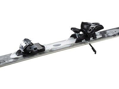 K2 Damen All-Mountain Ski Superone 72 + SR ER3 10 Grau