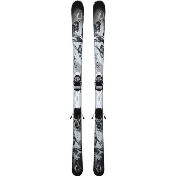 K2 Damen All-Mountain Ski Superone 72 + SR ER3 10