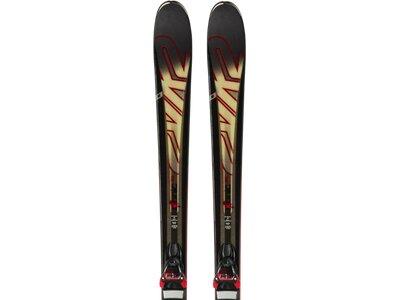 K2 Herren All-Mountain Ski IKONIC 80 + M3 12 TC Schwarz