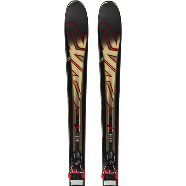 K2 Herren All-Mountain Ski IKONIC 80 + M3 12 TC