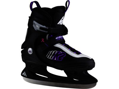K2 Damen Eishockeyschuhe ESCAPE SPEED ICE W Schwarz