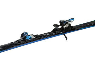 K2 Herren All-Mountain Ski AMP VELOCITY M3 11 TC SET Schwarz