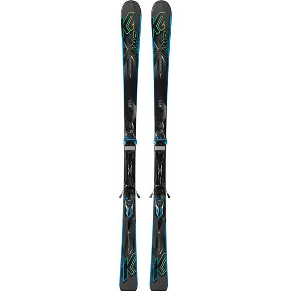 K2 Herren All-Mountain Ski AMP VELOCITY M3 11 TC SET