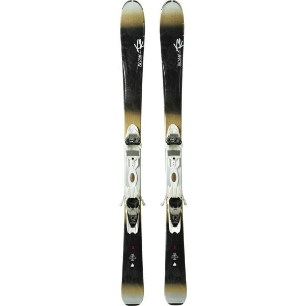 K2 Damen All-Mountain Ski BELUVED 78 TI ER3 10 SET