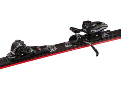"K2 Damen Slalomskier ""Burning Luv 74"" inkl. Bindung ""Marker ER3 10"" Grau"