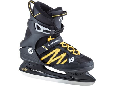 K2 Herren F.I.T. SPEED Ice Skate Schwarz