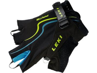 LEKI Herren Handschuhe HS Prime Shark glove Schwarz