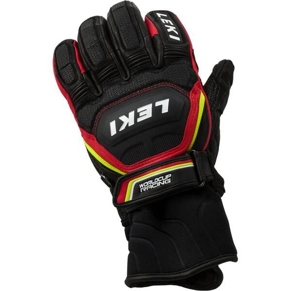 LEKI Herren Handschuhe HS Worldcup Race Flex S LT Speed Sy